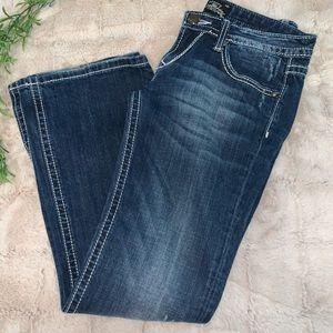 Rerock Express Bootcut Jeans Size 25